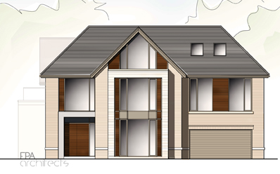 Planning Permission Gained For A New House In A Conservation Area