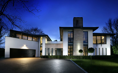 Lux Modern House Shortlisted For The Northern Design