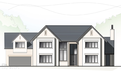 Planning Permission Gained For A New Family Home On A Brownfield ...